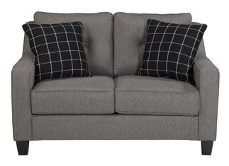 Adel Loveseat by Charlton Home