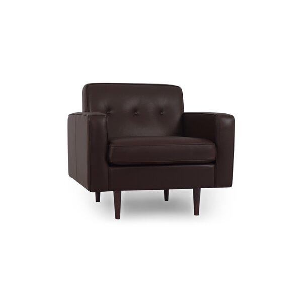Mickey Mid-Century Club Chair by Corrigan Studio Corrigan Studio