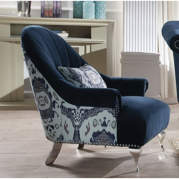 Reynolds Armchair By Everly Quinn Great Reviews