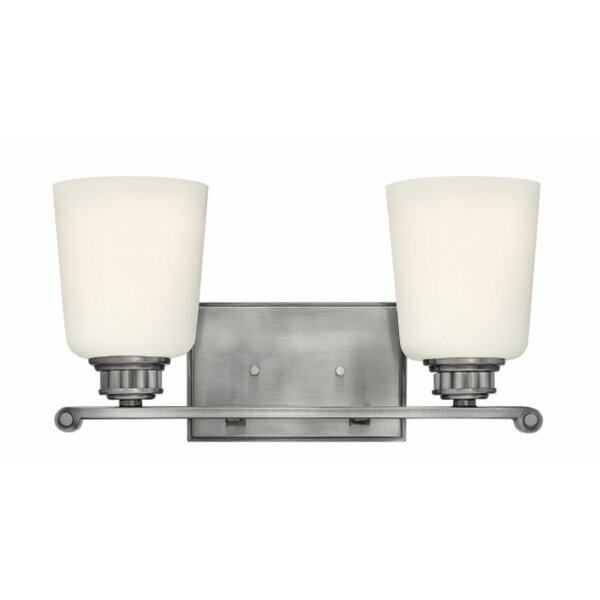 Annette 2-Light Vanity Light by Hinkley Lighting