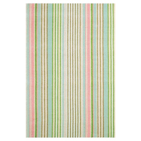 Hand Woven Green Area Rug by Dash and Albert Rugs
