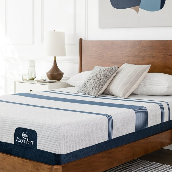 iComfort 300 11 Firm Gel Memory Foam Mattress and Box Spring by Serta