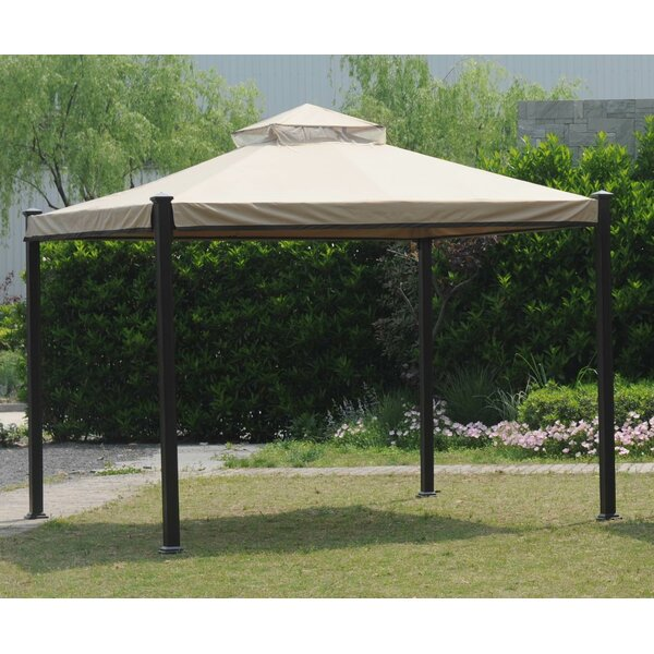 Replacement Canopy for Everton Gazebo by Sunjoy