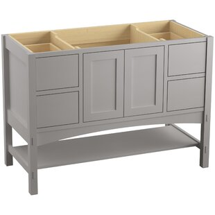 Looking for Marabou™ 48 Vanity Base Only with 2 Doors and 4 Drawers By Kohler