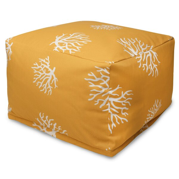 Bean Bag Outdoor Ottoman By Majestic Home Goods by Majestic Home Goods Today Sale Only