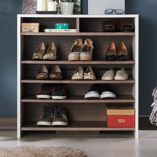 Price Check Shoe Rack By Rebrilliant