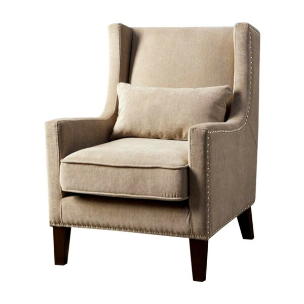 Raymundo Wingback Chair by Red Barrel Studio