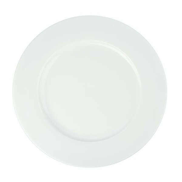 Rim 10.75 Dinner Plate (Set of 2) by BIA Cordon Bleu
