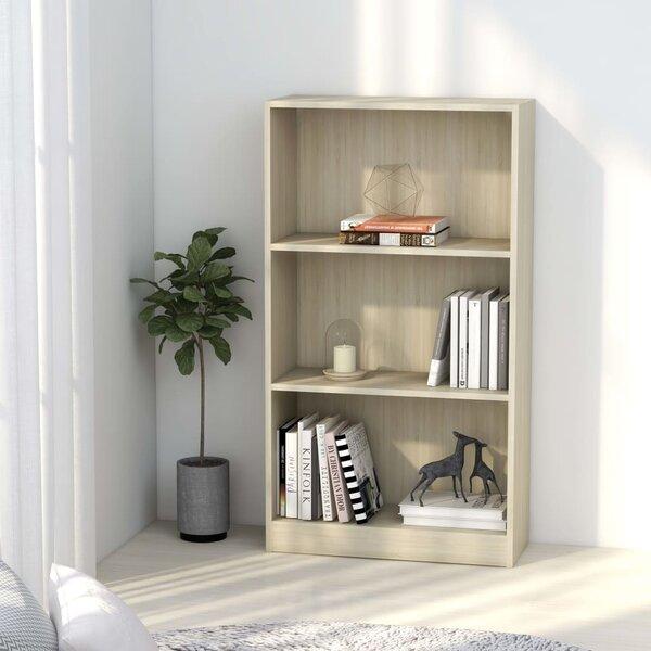 Vidari Standard Bookcase By Ebern Designs