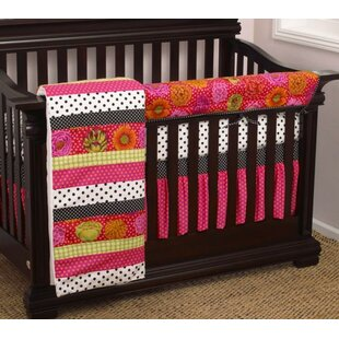 Read Reviews Tula 4 Piece Crib Bedding Set By Cotton Tale