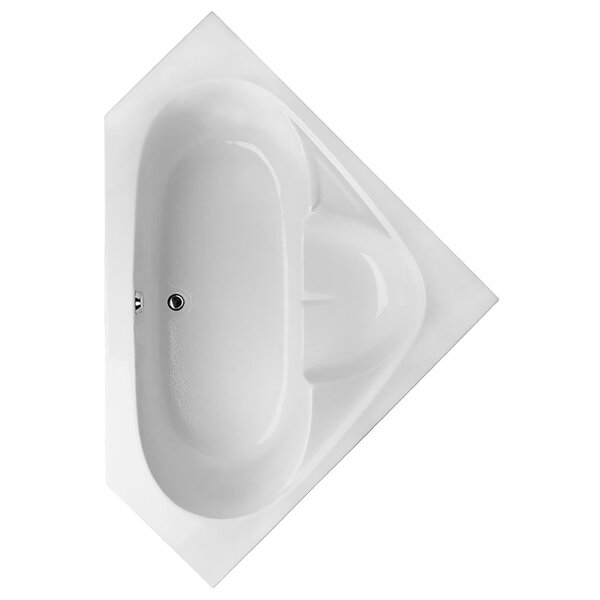 Designer Rincon 59 x 59 Air Tub by Hydro Systems