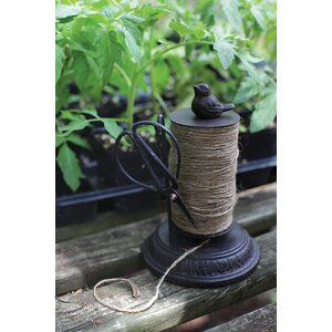Secret Garden Cast Iron Sculpture