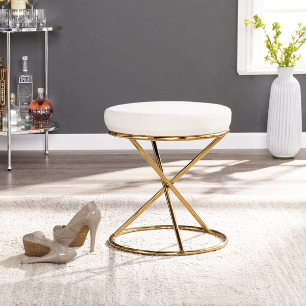 Lamberton Accent Stool by Mercer41