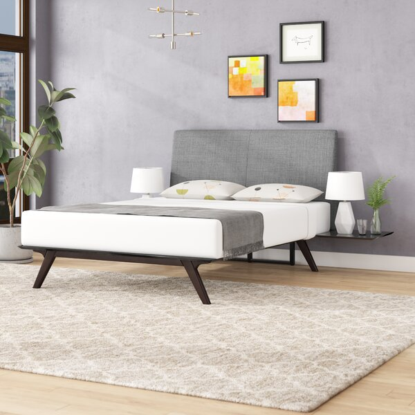 Arabella Platform 3 Piece Bedroom Set by Modern Rustic Interiors