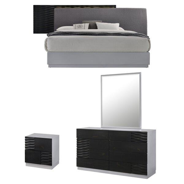 Bernice Platform Configurable Bedroom Set by Wrought Studio