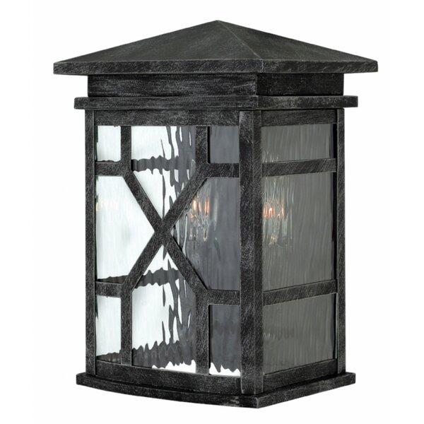 Clayton 2-Light Outdoor Wall lantern by Hinkley Lighting