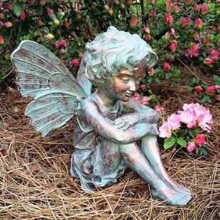 Suffolk Fairy Caroline Statue
