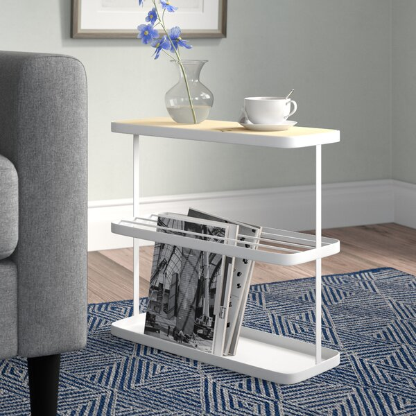 Espinal End Table by Rebrilliant