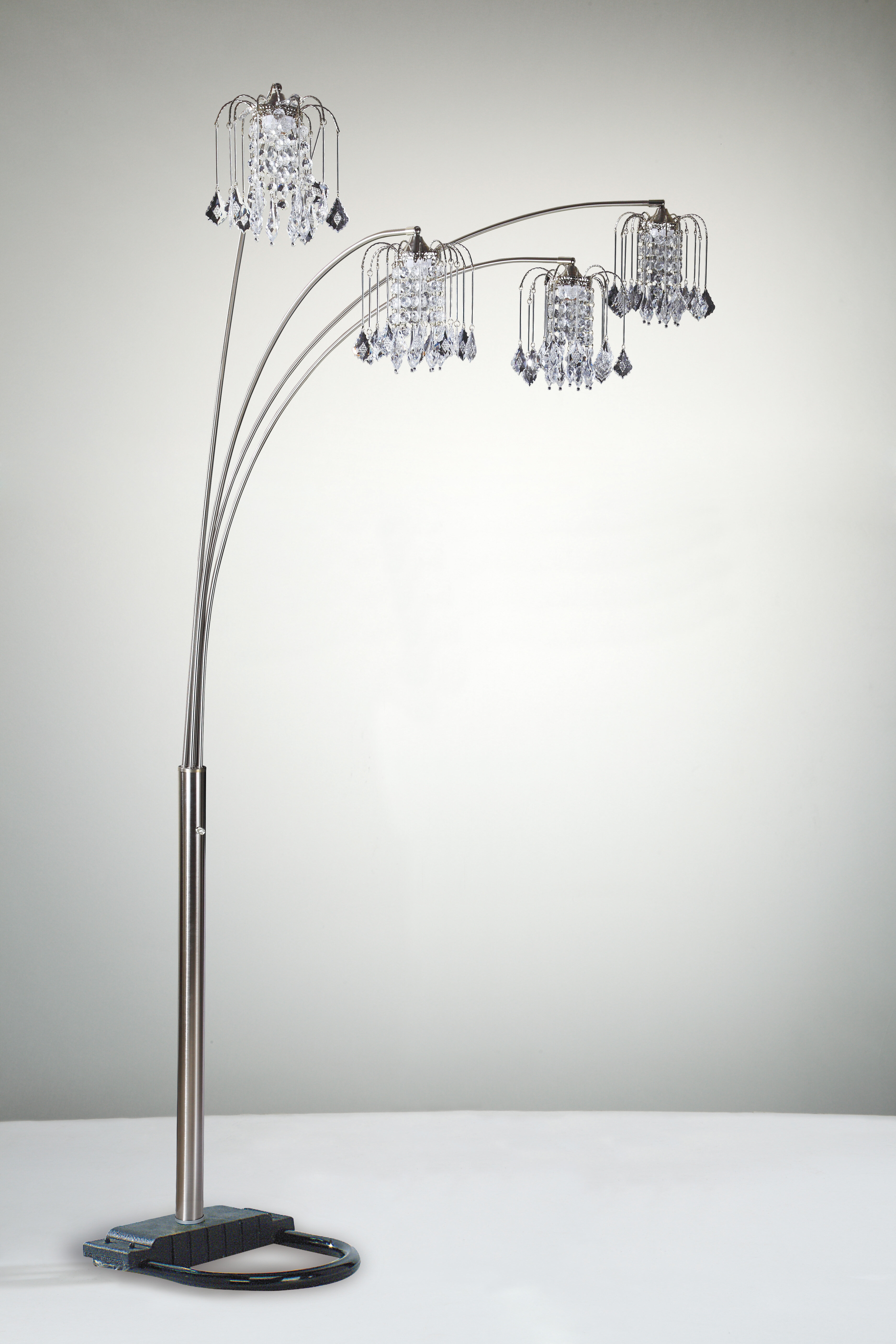 Villar Rain Drop 84 Tree Floor Lamp