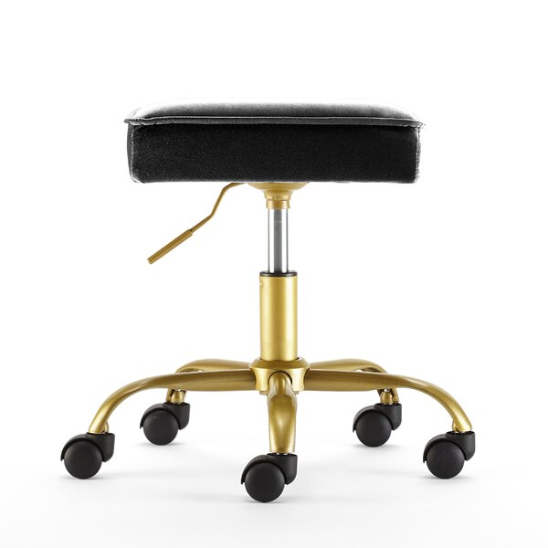 Haveman Petal Height Adjustable Stool by Mercer41