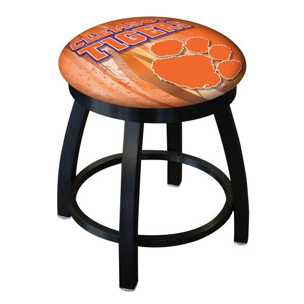 NCAA Swivel Bar Stool by Holland Bar Stool