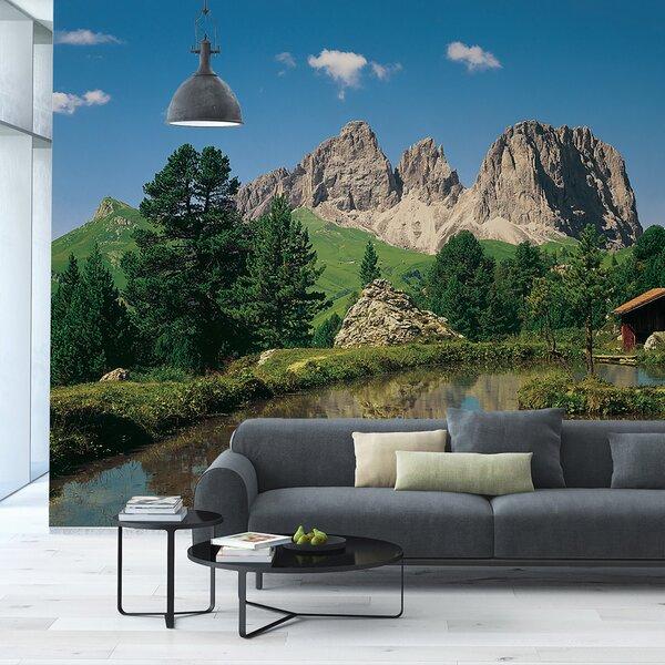 Komar Dolomiten Wall Mural by Brewster Home Fashions