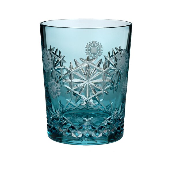 Snowflake Wishes Happiness 11.5 oz. Crystal Cocktail Glass by Waterford