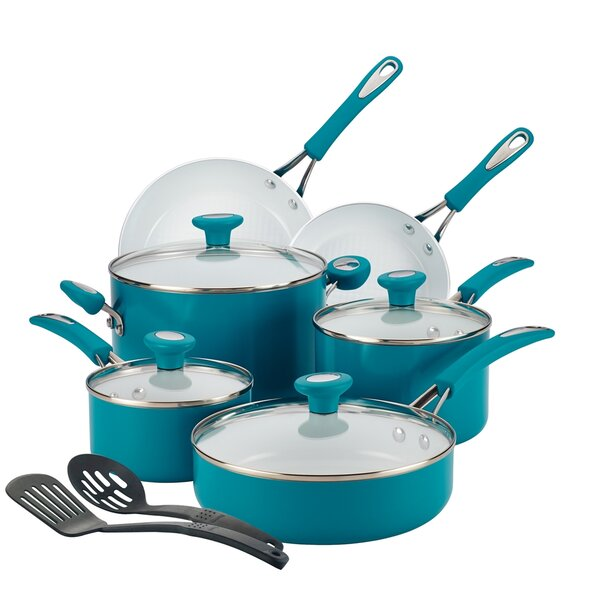 12 Piece CXi Non-Stick Cookware Set by SilverStone