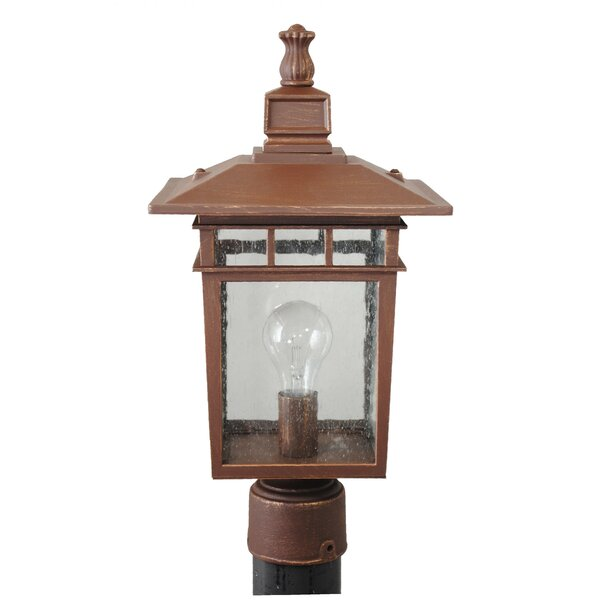 Lenhardt 1-Light Lantern Head by Charlton Home