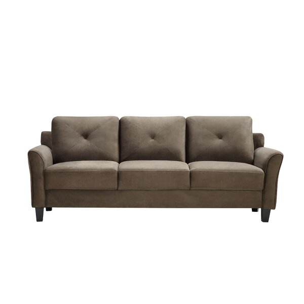 Caffin 78'' Flared Arm Sofa By Red Barrel Studio®