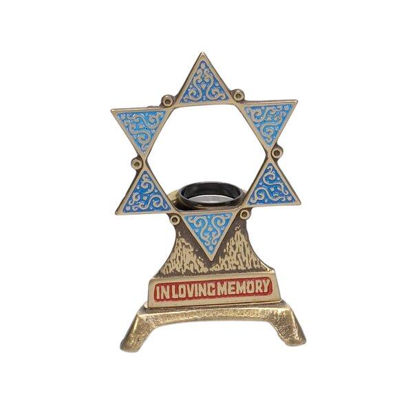 Electric Memorial Holder by Israel Giftware Design