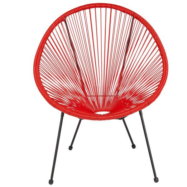 Kelleia Patio Chair by Wrought Studio