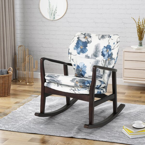 Winchell Rocking Chair by Charlton Home