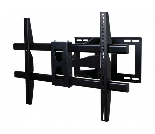 Full Motion Extending Arm/Swivel/Tilt Universal Wall Mount for 60 Screens by Audio Solutions