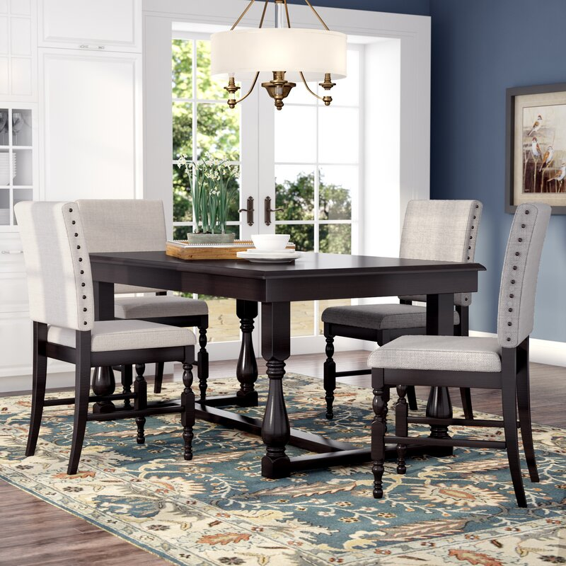 5 Piece Dining Sets darby home co dresden 5 piece dining set & reviews | wayfair