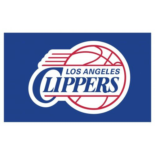 Los Angeles Clippers Polyester 3 x 5 ft. Flag by NeoPlex