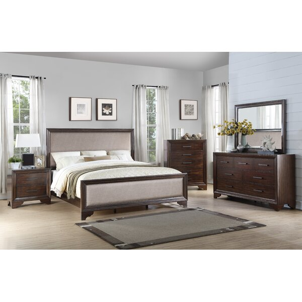 Mardis Panel Bed by Gracie Oaks