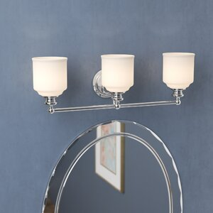 Gastonville 3-Light Vanity Light