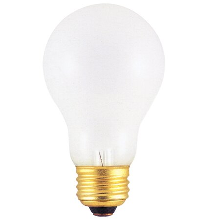 Frosted 220-Volt (2600K) Incandescent Light Bulb (Set of 17) by Bulbrite Industries