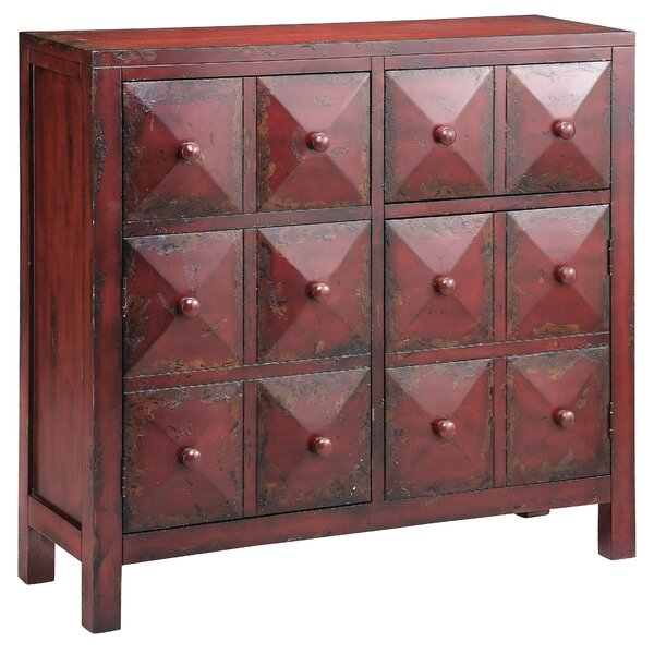 Armstead 2 Door Accent Cabinet by Bloomsbury Market Bloomsbury Market