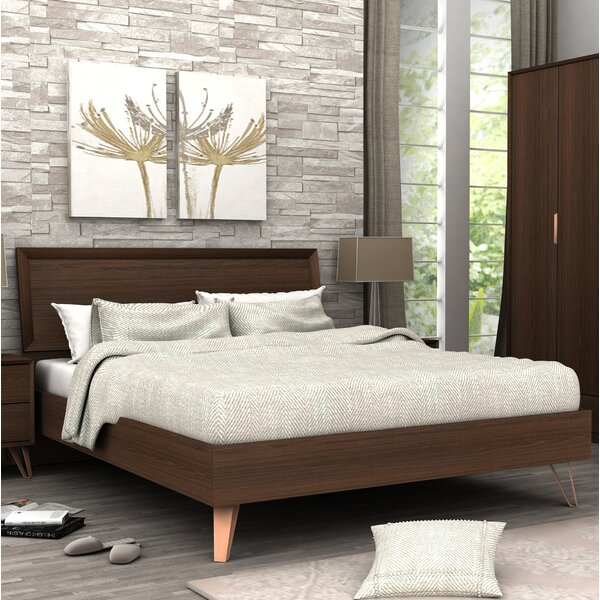 Lininger Queen Standard Bed by Union Rustic