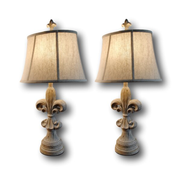 Koski 29 Table Lamp Set (Set of 2) by Ophelia & Co.