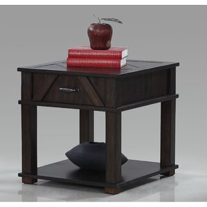 Durant End Table by Loon Peak