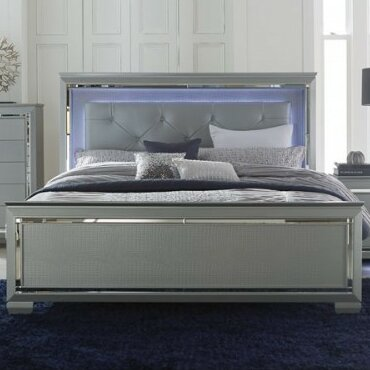 Boden Upholstered Standard Bed by House of Hampton