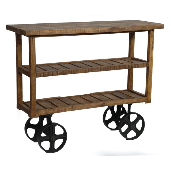 Guadalupe Bar Cart by 17 Stories 17 Stories