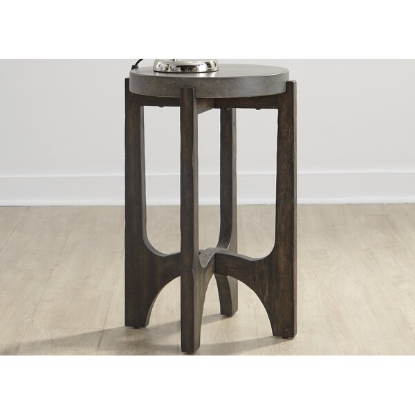 Wynkoop End Table by Williston Forge