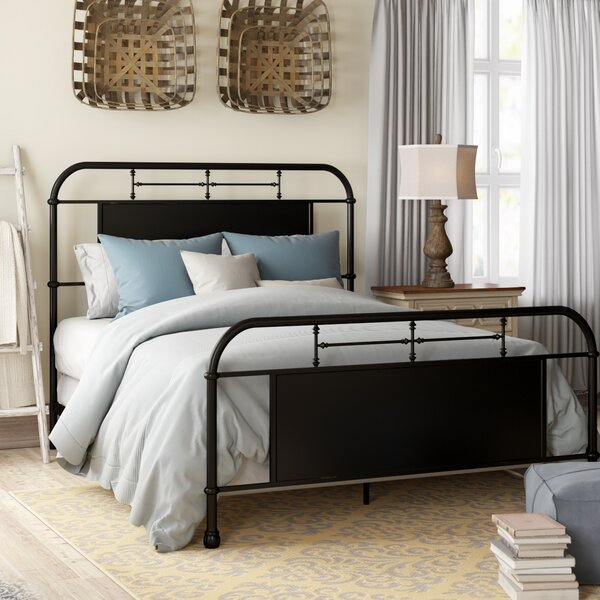 Cassiopeia Standard Bed by Brayden Studio