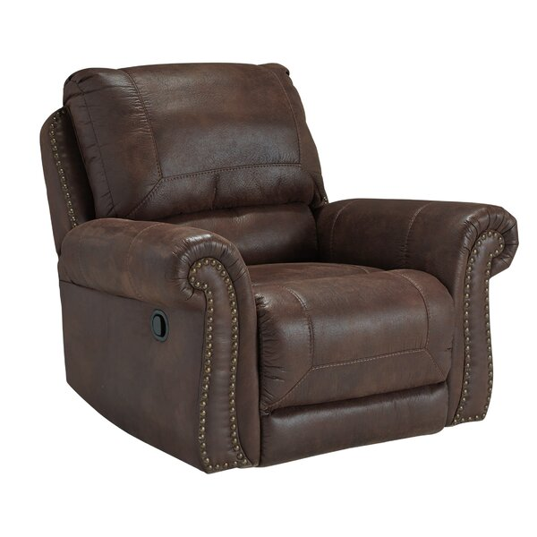 Conesville Manual Rocker Recliner by Three Posts