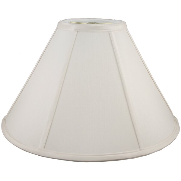 24 Faux Silk Empire Lamp Shade by American Heritage Lampshades