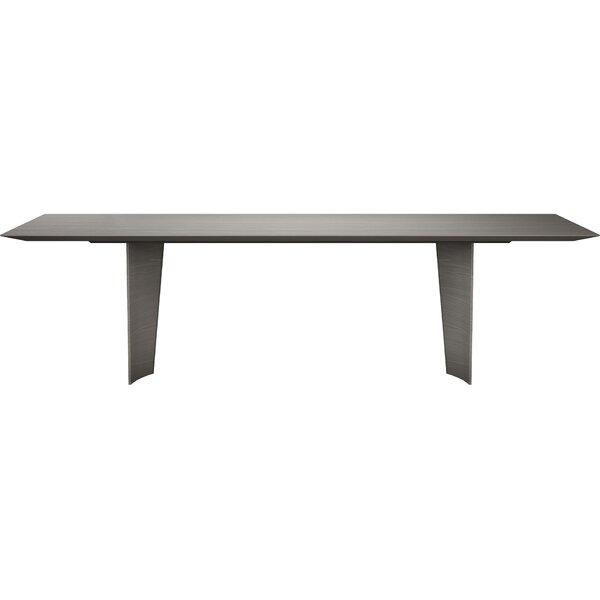 Soho Dining Table by Modloft Black Modloft Black